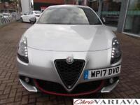 2017 Alfa Romeo Giulietta JTDM-2 SPECIALE TCT Diesel silver Semi Auto