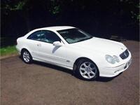 2004 Mercedes-Benz CLK 1.8 CLK200 Kompressor Elegance 2dr