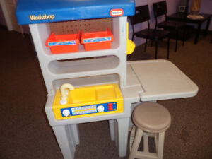 TOY BENCH FOR SALE
