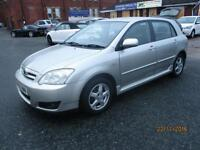 2005 Toyota Corolla 1.6 VVT-i Colour Collection 5dr