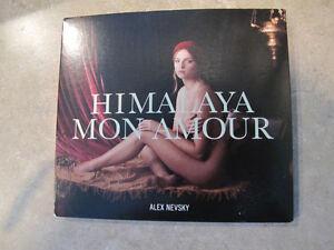 CD HIMALAYA MON AMOUR ALEX NEVSKY  PRATIQUEMENT NEUF  SEULEMENT