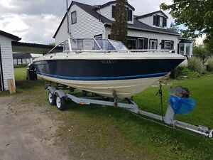 Thundercraft bowrider 165hp- 19.5ft with trailer