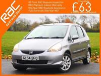 2004 Honda Jazz 1.4 i-DSI SE 5 Door Auto Air Conditioning Same Private Owner For
