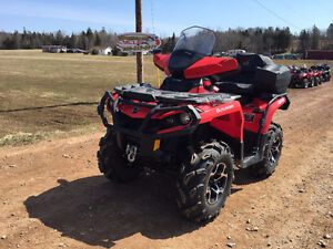 2014 Can Am Outlander 800R~Financing Available