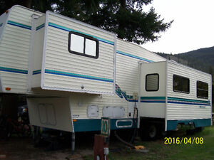 Okanagan 5th wheel