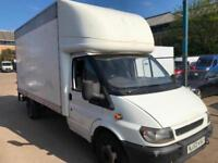 Ford Transit LUTON WITH TAIL LIFT, 53REG FOR SALE
