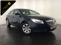 2012 VAUXHALL INSIGNIA TECH LINE CDTI DIESEL 1 OWNER SERVICE HISTORY FINANCE PX