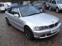 2003 03 BMW 325 2.5 2003MY Ci