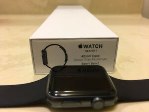 Apple Watch Sport! 2 weeks old! Brand new condition! Warranty!