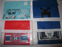 **Duct Tape Wallets** ....