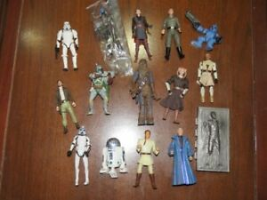 Vintage and New Star Wars Collectibles Lot