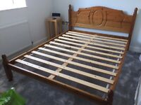 Large Double/King Bed