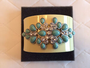 "Lia Sophia ""Spritzer"" Cuff Bracelet – New"