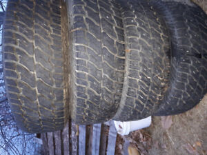 Tires   235 . 70.  15