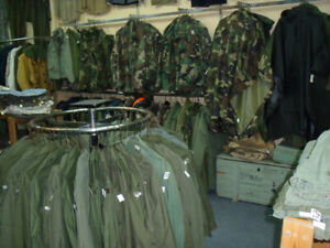Camouflage clothing Military Surplus