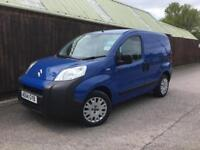 Citroen Nemo 1.3HDi 16v 660 LX**1 OWNER FROM NEW**BLUE*