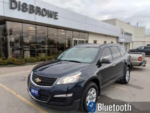 2017 Chevrolet Traverse LS  - One owner - Trade-in