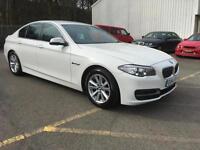 2014 BMW 518 2 LITRE DIESEL AUTOMATIC++WHITE