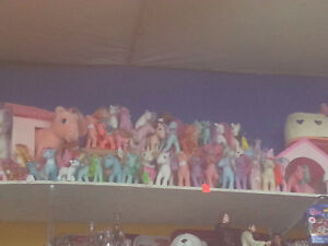 MASSIVE SELECTION OF VINTAGE MY LITTLE PONY London Ontario image 10