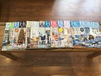 Homes and Gardens Magazines