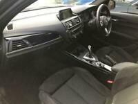 2017 BMW 1 Series 116D M SPORT 1.5 5DR AUTO Automatic Hatchback Diesel Automatic