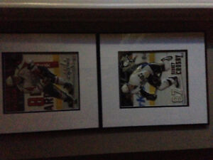 Alex Ovechkin and Sidney Crosby 3D pics