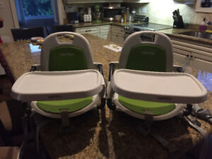 Peg Perego Booster Chair (2 available)