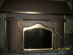 FIREPLACE INSERT/WOODSTOVE Windsor Region Ontario image 3