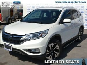 2015 Honda CR-V Touring  Leather,Nav,Roof,HeatedSeats