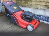 PETROL MOWER SELF PROPELLED REAR ROLLER