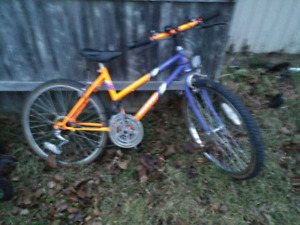 "18"" Bicycle for sale"
