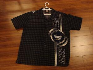 TORONTO MAPLE LEAF short sleeve shirt