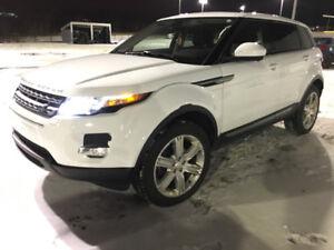 2015 Range Rover Evoque Pure Plus 1 owner No accidents