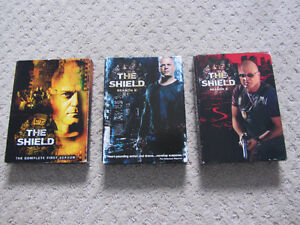 The Shield on DVD - Seasons 1 Thru 3 London Ontario image 1