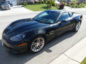 2007 Chevrolet Corvette Z06 Coupe (2 door)