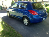 2007 Nissan Versa Hatchback - Standard 6 speed