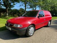 1996 VAUXHALL ASTRA VAN MERIT 1.7 TURBO DIESEL SWB CAR DERIVED VAN