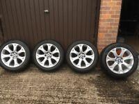 Winter Tyres & Wheels - BMW X5 E70
