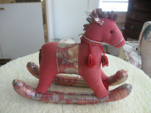 A VINTAGE PONY for the PLAYROOM