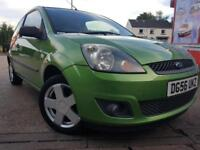 56 Plated-Ford Fiesta 1.2 Zetec Climate Petrol- 3 Drs- Low Mileage