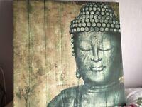 Large Buda canvas