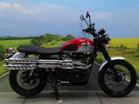 Triumph Bonneville Scrambler *SUPER LOW MILEAGE EXAMPLE!*