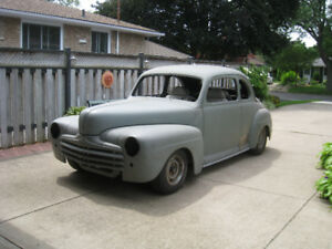 1948 Ford Coupe Street Rod  / Hot Rod Project