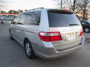 2008 Honda Odyssey 8 SEATER Well Maintained No accidents