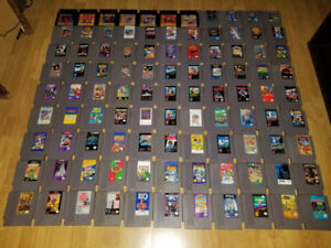 NES, SNES, N64, Gamecube, Wii & Wii U Games For Sale