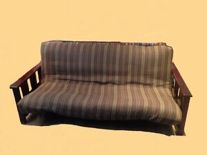 Base de lit queen kijiji grand montr al annonces for Housse futon montreal