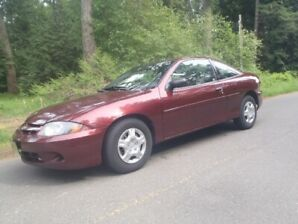 2003 Chevy Cavalier only 140,000 kilometers