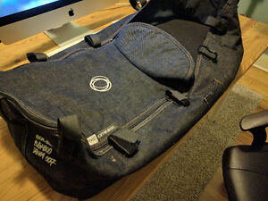 Bugaboo Cameleon limited edition 007 Denim fabric set