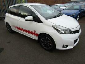 image for 2012 Toyota Yaris 1.33 VVT-i Trend 5dr Hatchback Petrol Manual