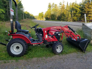 2017 Mahindra Tractor for sale